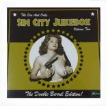 LP/ VA - The One And Only ♠♠ SIN CITY JUKEBOX Vol. 2 ♠♠ Limited Edition!!!